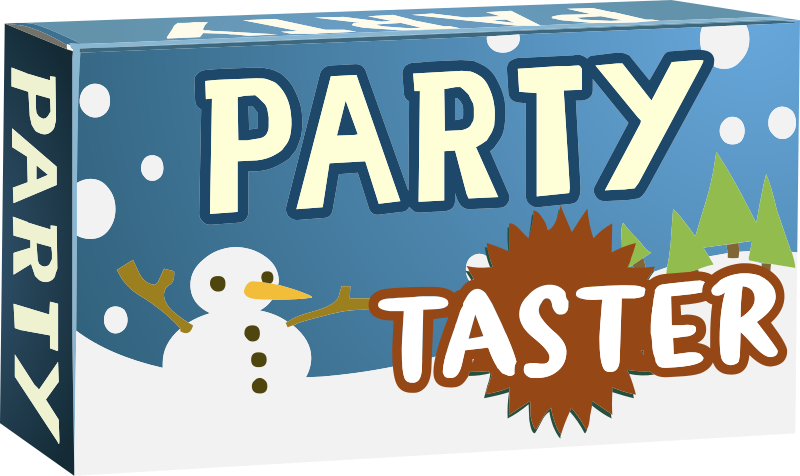 Party Pack Taster Winter Wingding