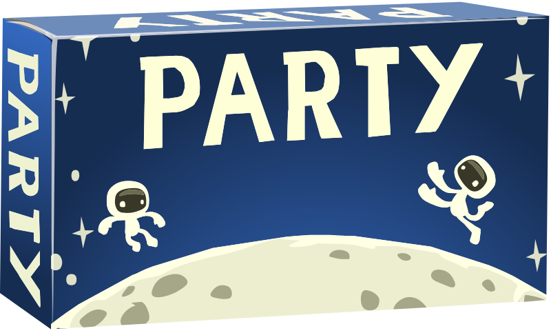 Party Pack Toxic Moon