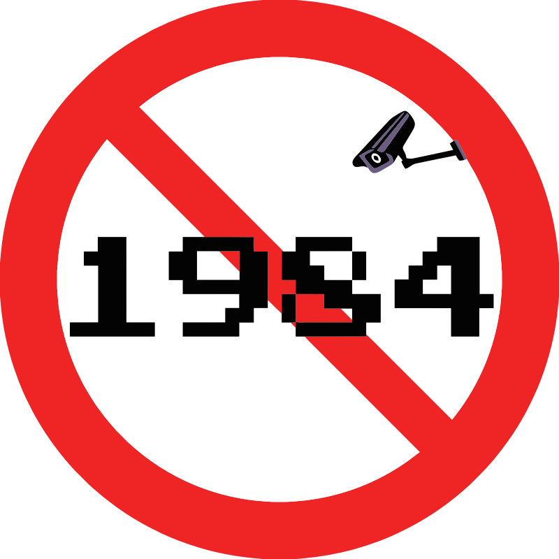 No 1984 Spying