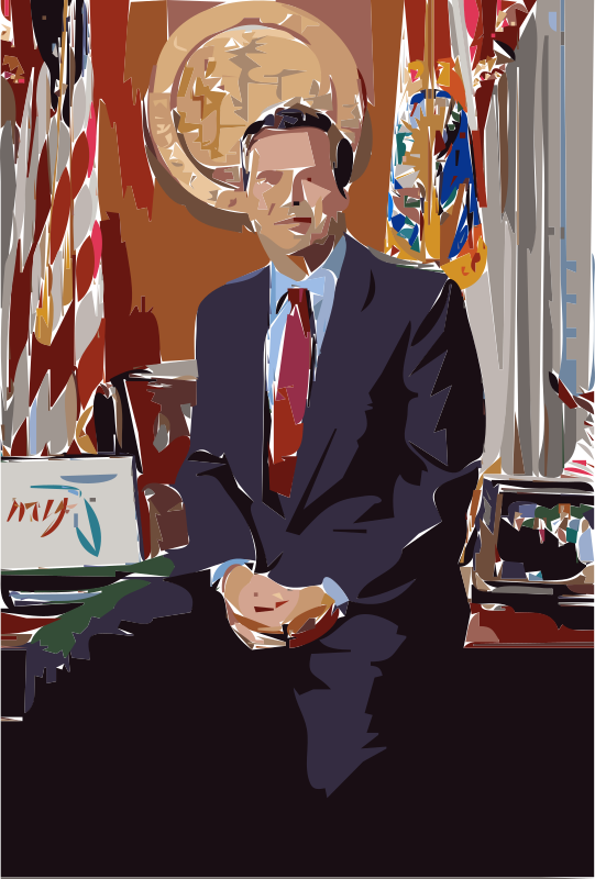 Jeb Bush Painting