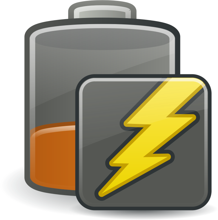 Battery caution charging