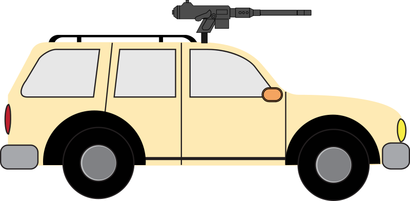Technical, modified from SUV