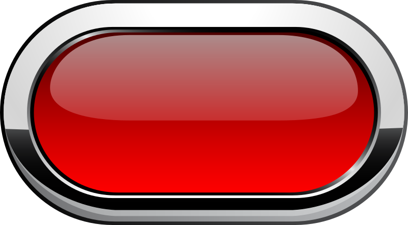 Red Rounded Button
