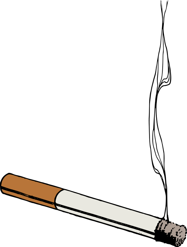 Colour Cigarette