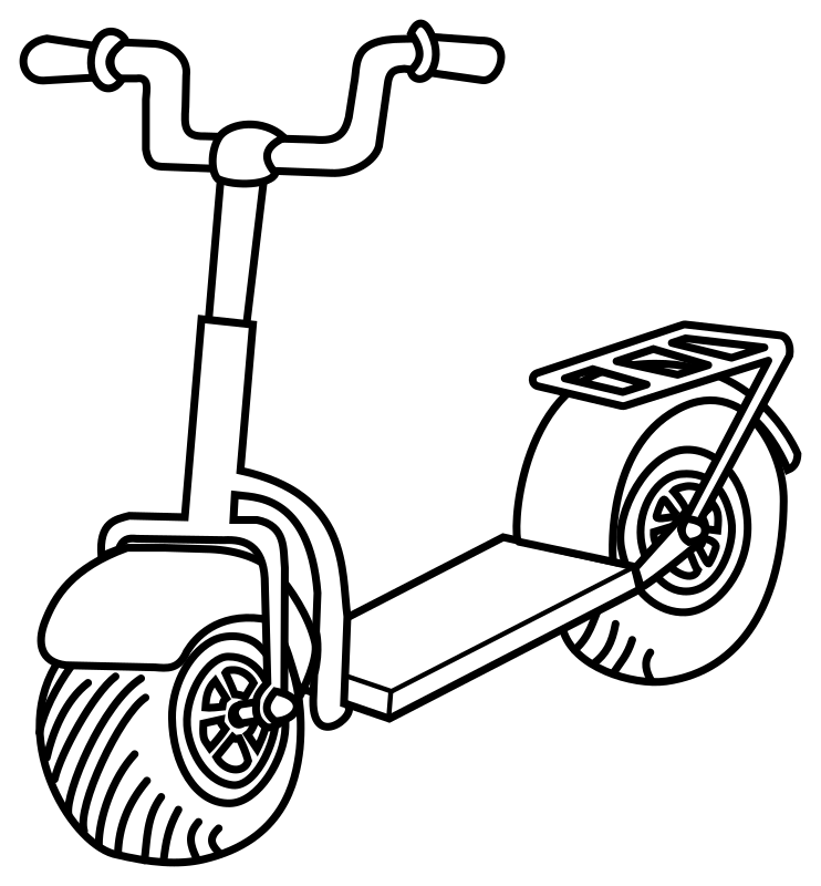 Kick scooter