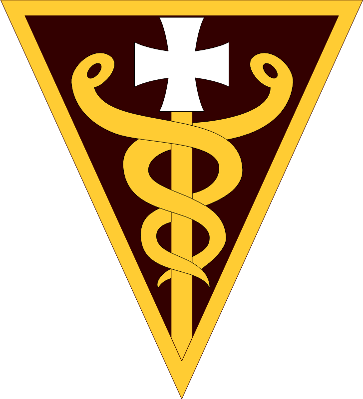 3rd Medical Command Shoulder Sleeve Insignia (US Army)