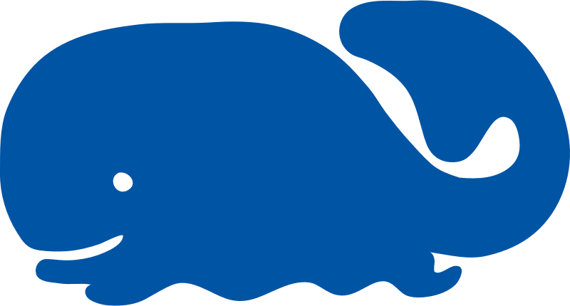 whale icon