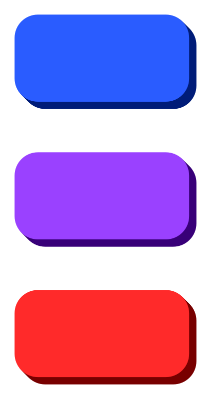 Web Buttons with text 002