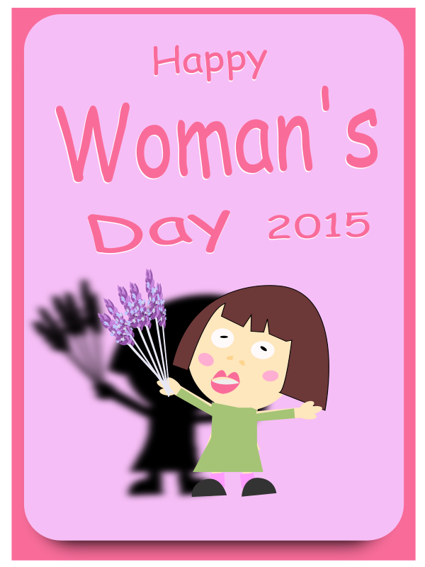 Woman's day 2015