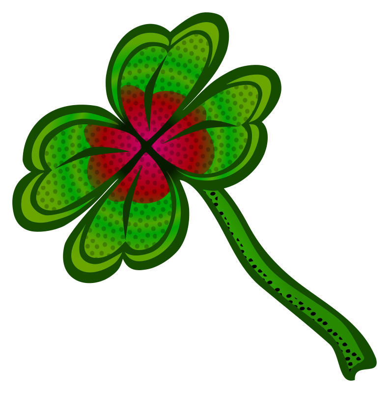 clover - coloured