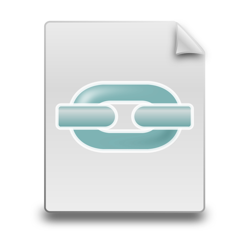 File link icon