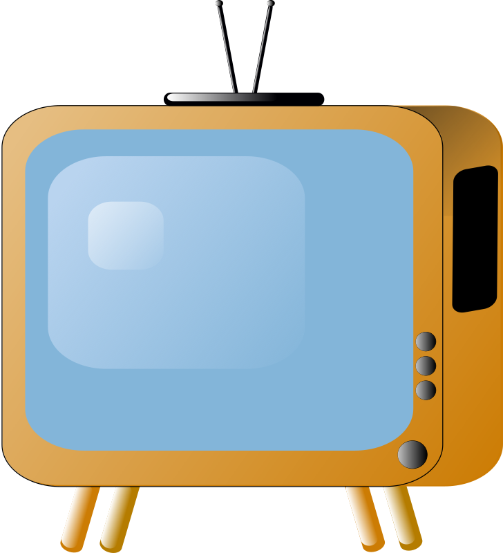 old-styled-tv-set
