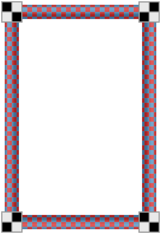 Checkered Tube
