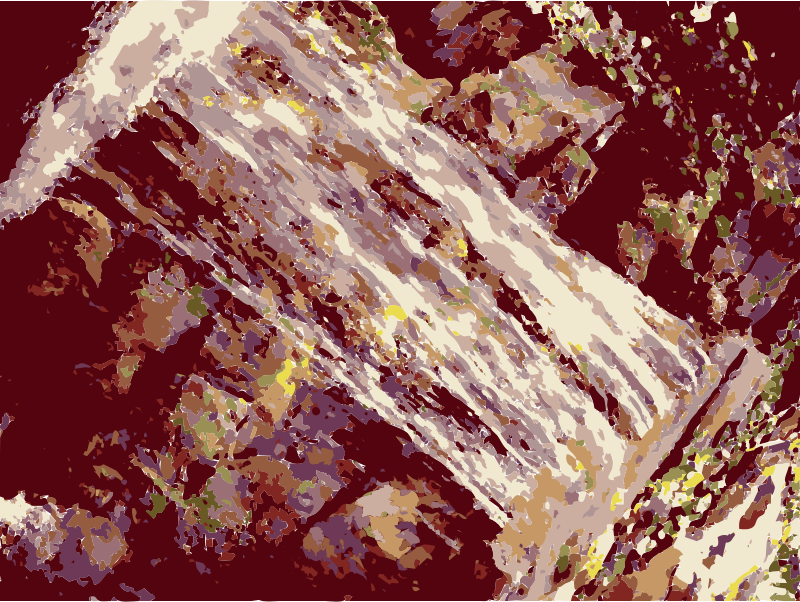 Waterfall-Paint Test