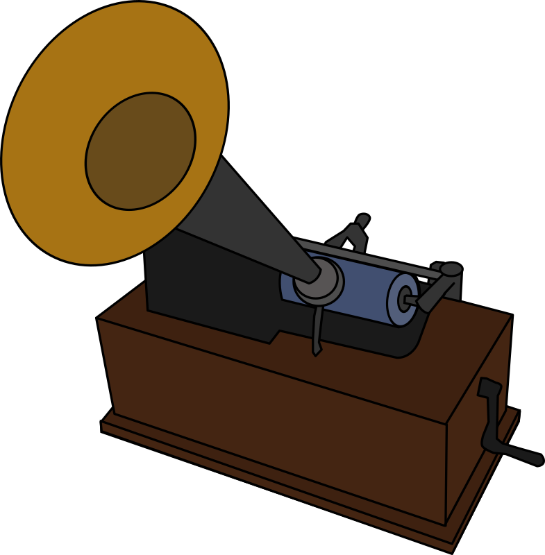 Cylinder Phonograph