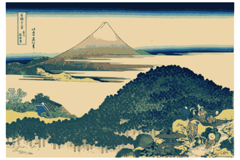 Hokusai-Mount Fuji-36-Views-08