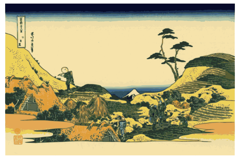 Hokusai-Mount Fuji-36-Views-10