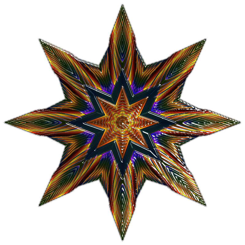 Ornate Star Variation 1