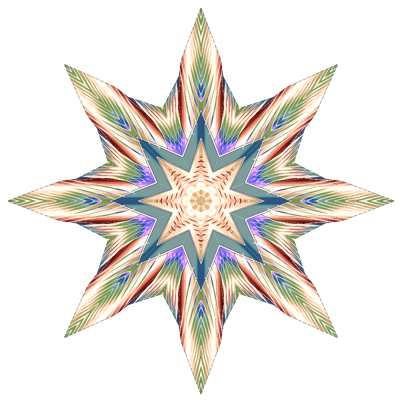 Ornate Star Variation 2
