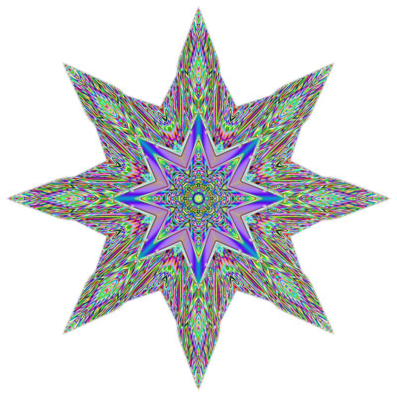Ornate Star Variation 3