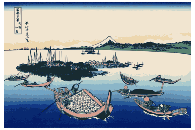 Hokusai-Mount Fuji-36-Views-16