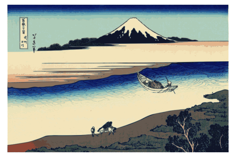 Hokusai-Mount Fuji-36-Views-22