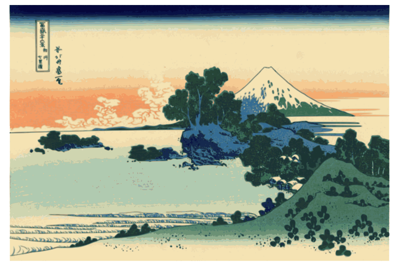 Hokusai-Mount Fuji-36-Views-24