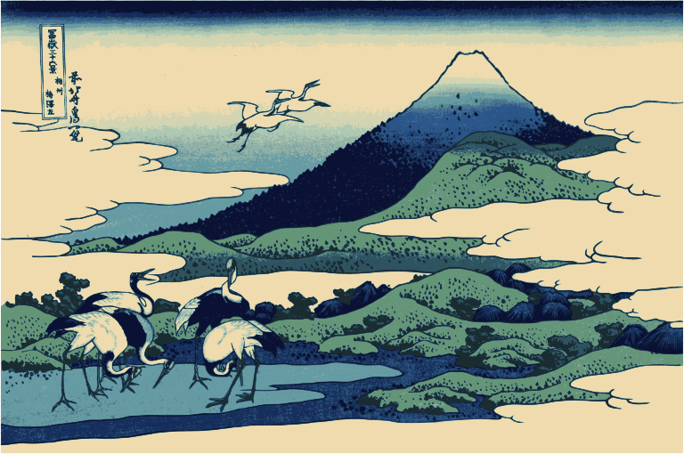 Hokusai-Mount Fuji-36-Views-27