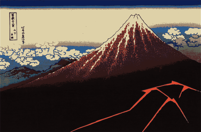 Hokusai-Mount Fuji-36-Views-32