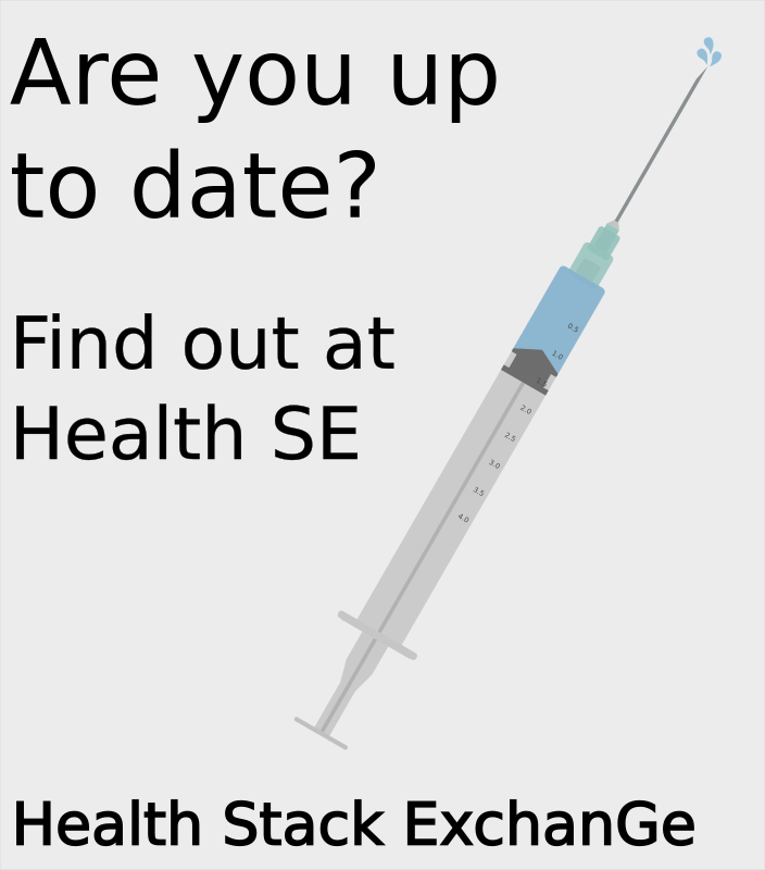 Advert For Health SE - Syringe
