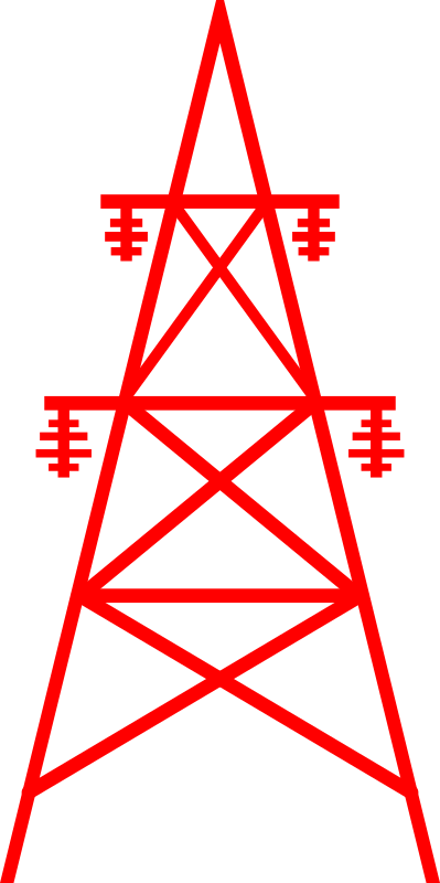 Transmission tower 1