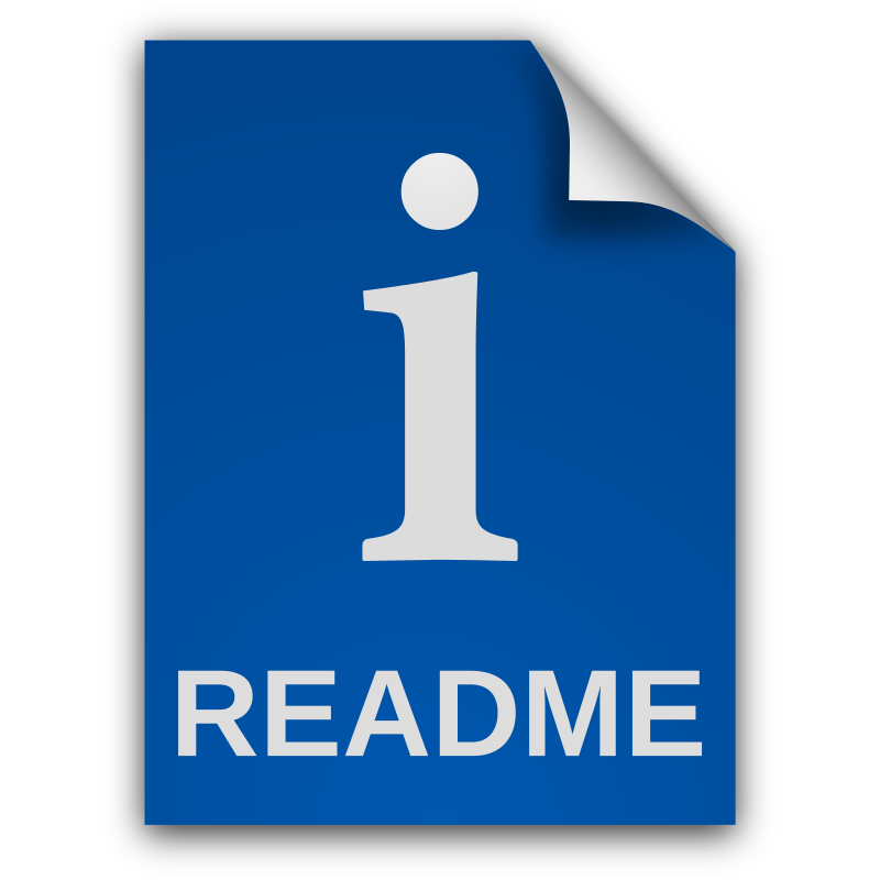 README Fixed