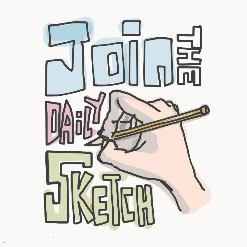 Join the DailySketch