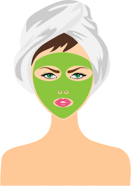 Beauty Treatment Woman