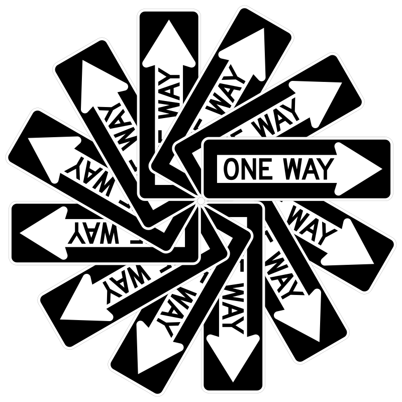 One Way?