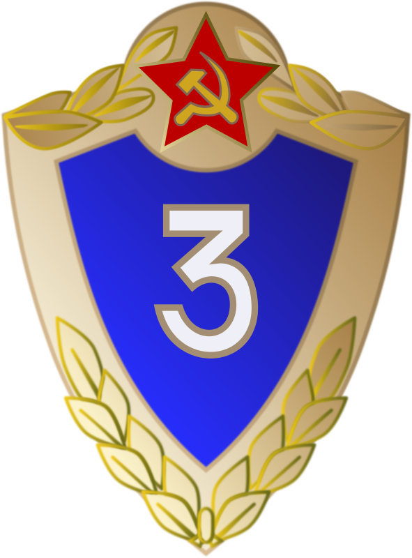 Badge class qualification 3