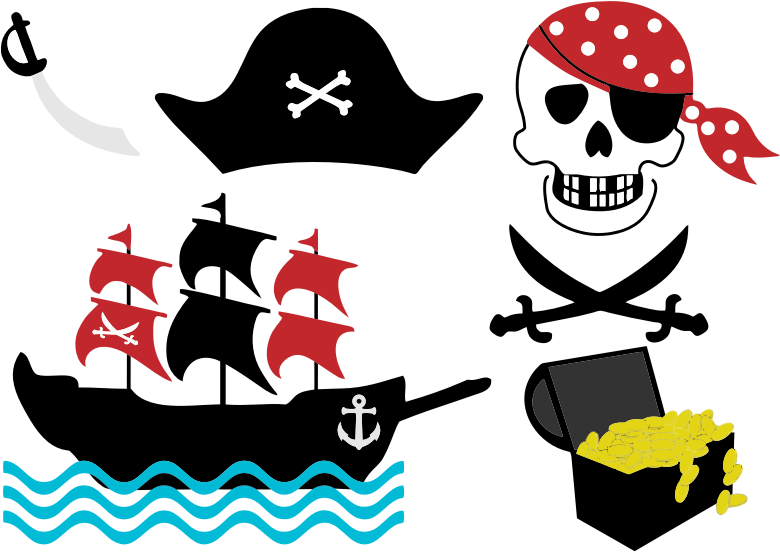 Pirate Paraphernalia