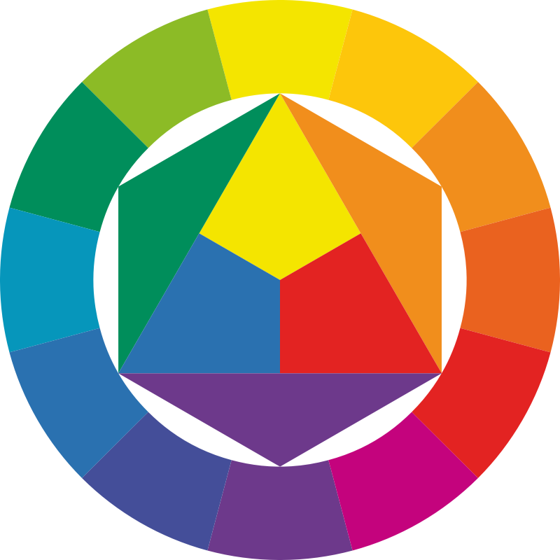 Colorful Tetrahedron