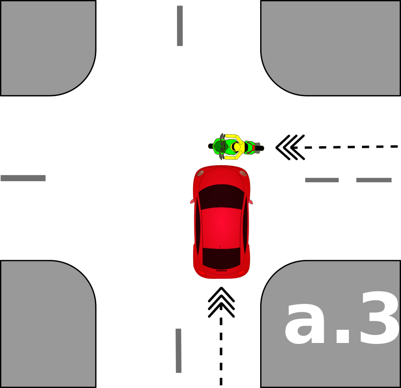 traffic accident pictograms a.3