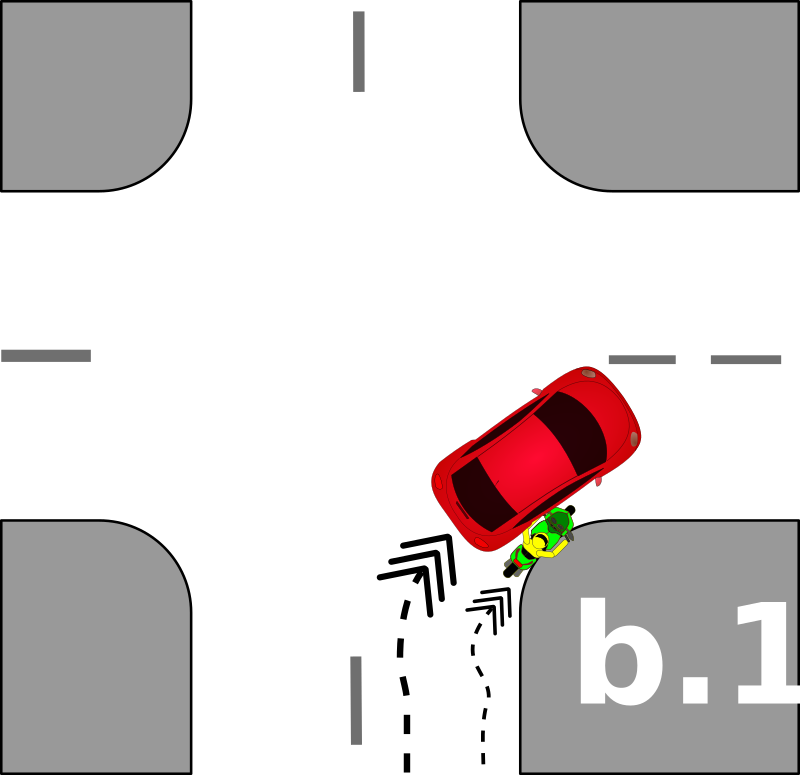 traffic accident pictograms b.1