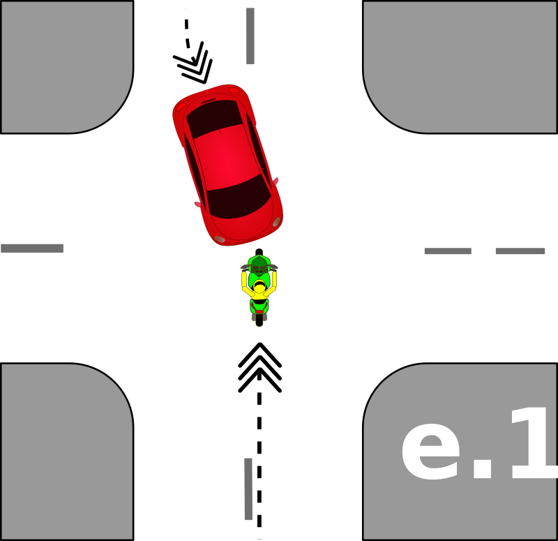 traffic accident pictograms e.1