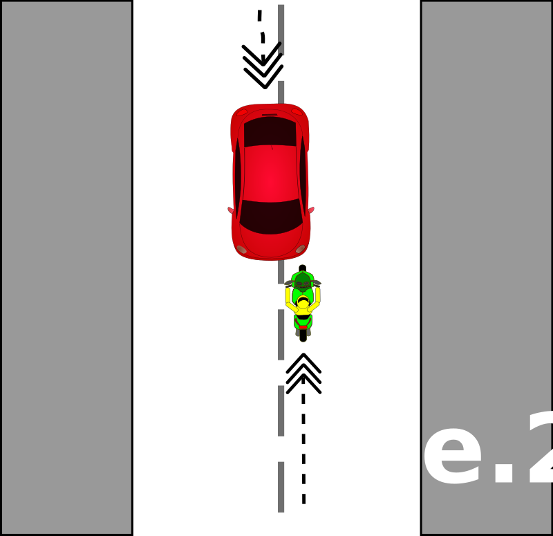 traffic accident pictograms e.2