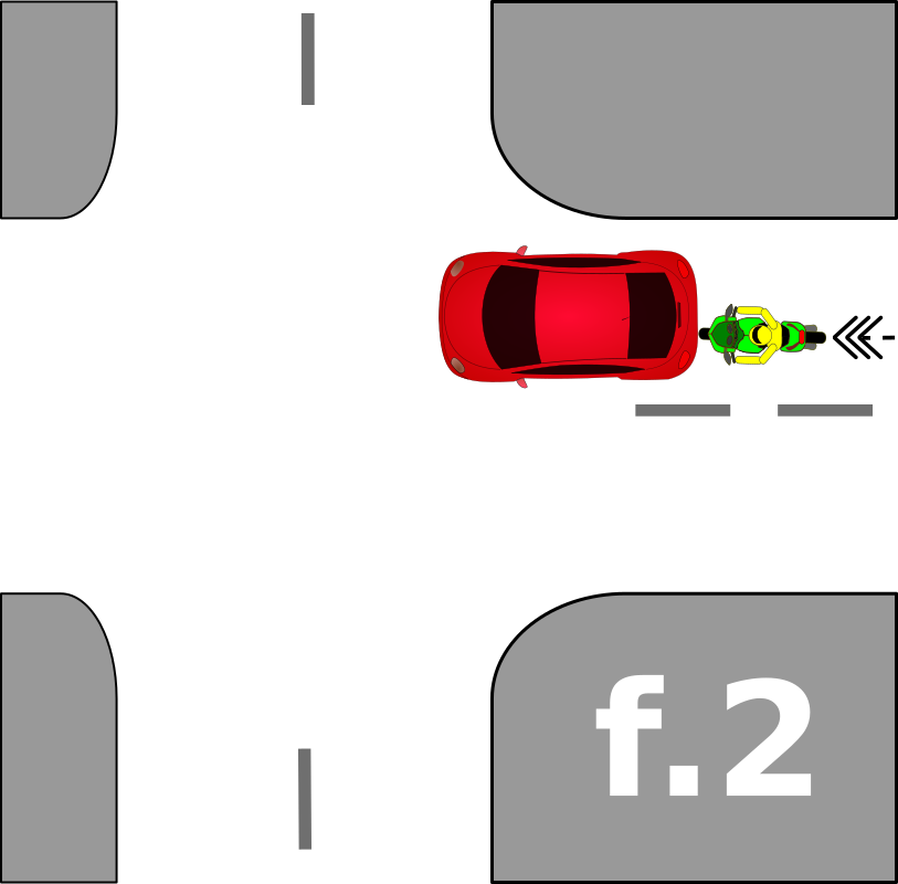 traffic accident pictograms f.2