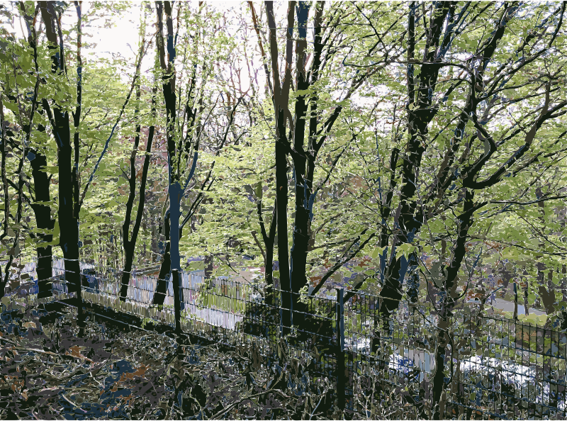 Sculpture Park Waldfrieden 2