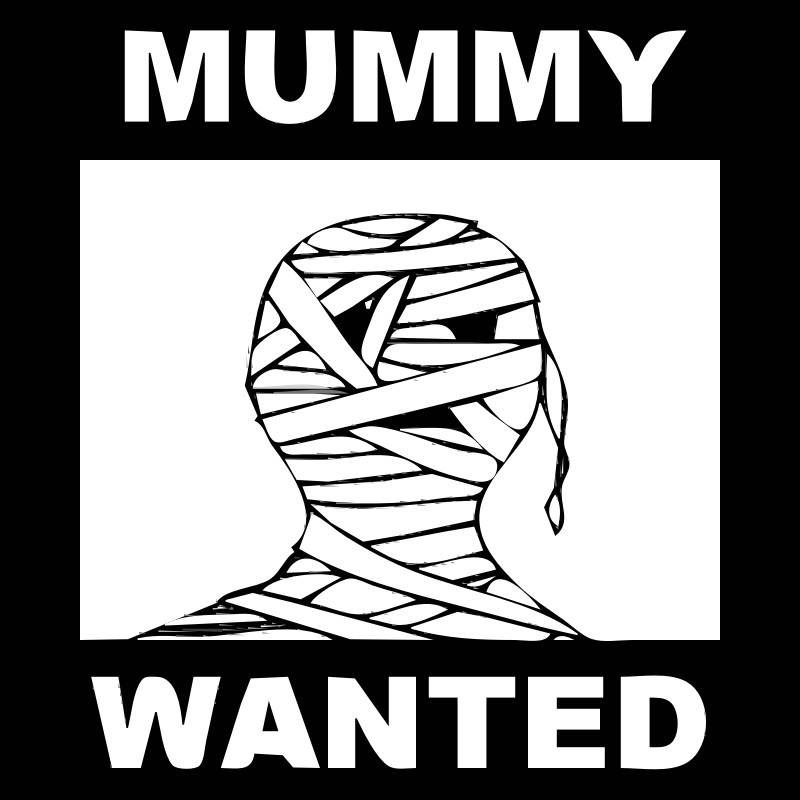 [request] Character 8 - MUMMY