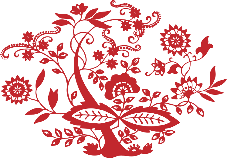 Floral Ornamental Pattern