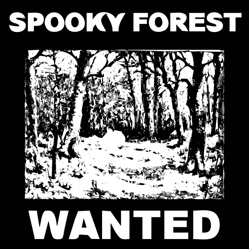[request] Scenery 6 - SPOOKY FOREST