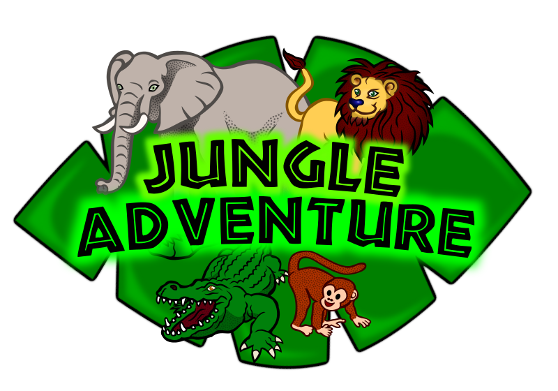 Jungle Adventure Kids Club Logo