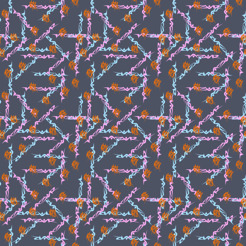 tileable tag pattern 5