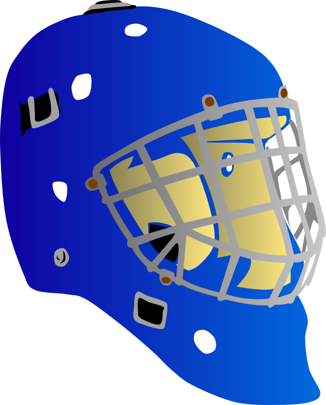 Goalie-mask